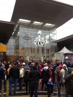 Super Bowl Village 2